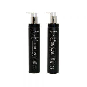 K-Loren Cosmétique - Linha Hydraté - Shampoo e Condicionador Nutrife 300ml