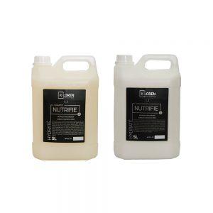 K-Loren Cosmétique - Linha Hydraté - Shampoo e Condicionador 5L