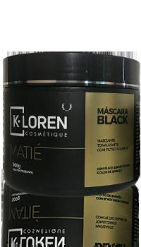 K-Loren Cosmétique - Linha Matié